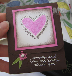 simply said cardholder