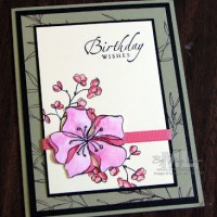 Embrace Life Birthday Card