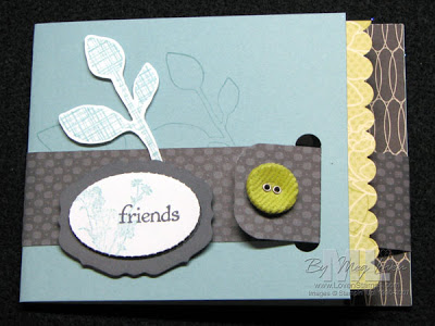 urban oasis card front