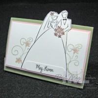 Pop-Up Wedding Placecards