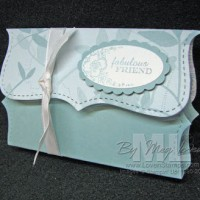 Easy-Peasy Candy Pouch Gift or Favor