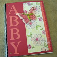 Back To School Projects for Kids: Notebooks