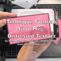 Technique Tutorial: Distressed Texturz
