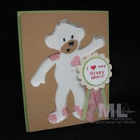 Video Tutorial: Build-A-Bear Shaker Cards