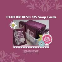 Utah or Bust: 125 Cards to Swap