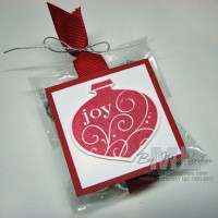 Simple and Sassy Christmas Candy