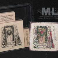 Watercolor Your Ceramic Coaster Gifts