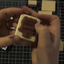 Mounting Your Stamps: A Stamping 101 Tutorial