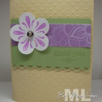 Perfect Polka Dots with the Big Shot: A Stamping 101 Tutorial