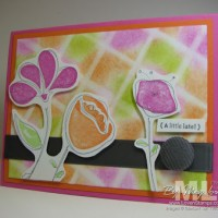 Awash with Stampin' Pastels and Flowers