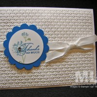 Watercolor Trio Workshop: Simple Stamping with Markers