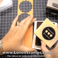 Stamping 101 Video Tutorial: Scallop Circle Tricks