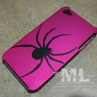 Creepy Crawly iPhones: Spooky Things Decor Elements