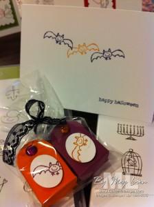 Every Little Bit stamp set & petal card punch - Both retiring soon!
