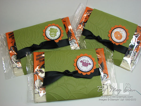 to - Stampin Up Halloween Ideas