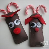 No Grandmas Harmed By These Reindeer