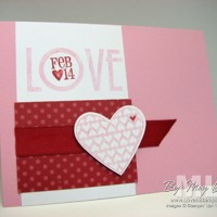 Filled With Love EXPRESS Card Kit