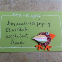 Quick & Easy Thank You: Brighten someone's day!