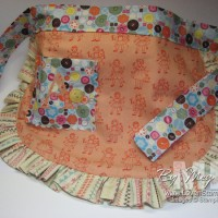 Sew Sweet Stitches: Little Girl's Apron