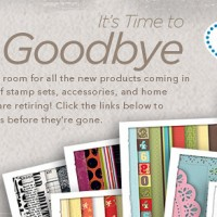 Say Goodbye: Retiring Stamp Sets & Accessories Sale!