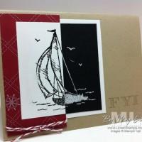 Sail Away: Split Negative Technique