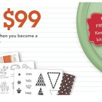 Christmas In July: Join Stampin' Up! for only $99