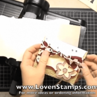 Top Note Tri-Fold Cards: A Video Tutorial