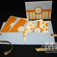 Card Portfolio: Handmade Gifts in an Hour