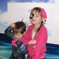 Yo Ho, Yo Ho! A (pink) Pirate's Life for ME!