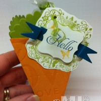 Carrots for the Easter Bunny: Petal Cone Die