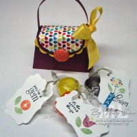 Teeny Tiny Treats: a bag of tags