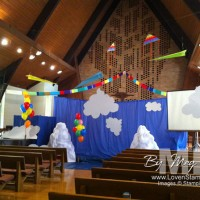 VBS: Up, Up & Away We Go!