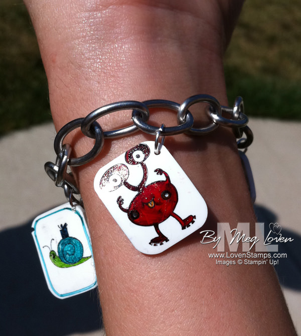 Make Your Own Charm Bracelets: Make Your Own Charm Bracelets: Stamping Style!