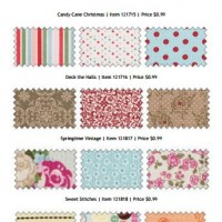 Designer Fabric Clearance: 90% off!