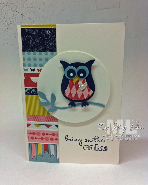 Owl Builder Punch Card