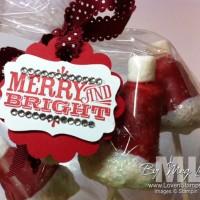 Ho Ho Ho: Santa Cake Pops