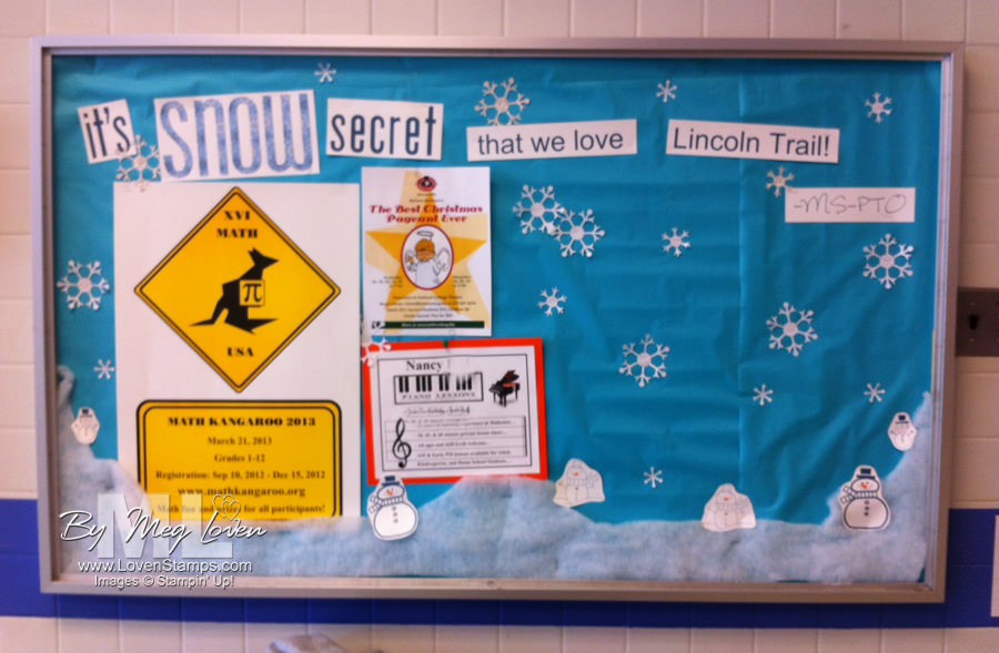 My Digital Studio Winter Bulletin Boards For School Lovenstamps