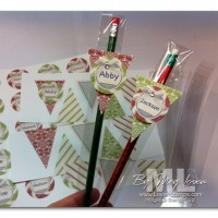 Classroom Christmas Treats: MDS Style