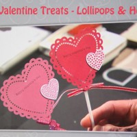 Sweet & Simple Valentine Treats for Class & Friends