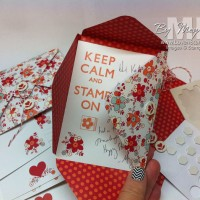 Sealed With Love: Keep Calm and Stamp On