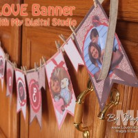 Make Your Own Family Valentine Banner