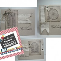 Sale-A-Bration Tutorials: Feeling Sentimental
