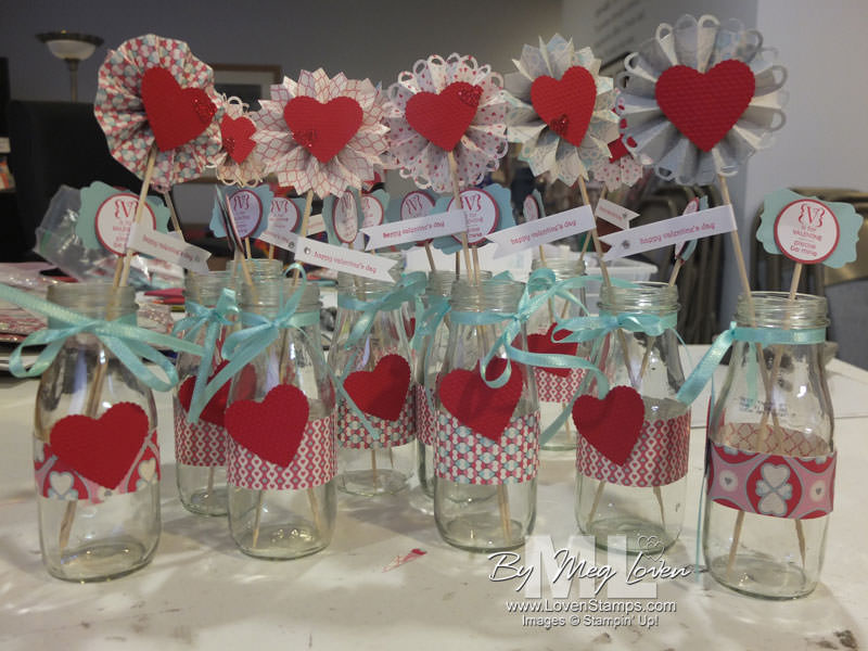Valentine bingo centerpieces table decor ideas lovenstamps for Deco saint valentin