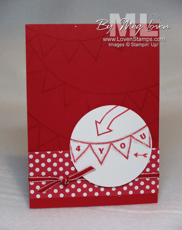 New Photopolymer Stamps from Stampin' Up! - Designer Typeset Card Idea with tips & Video Tutorial