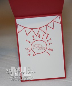 Designer Typeset (new Photopolymer stamps from Stampin' Up!) with a Video Tutorial on Tips & Tricks