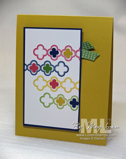 Madison Avenue: Alhambra style tesselations