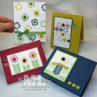 Sale-A-Bration Card Idea Tutorials: Madison Avenue