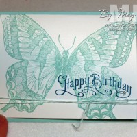 Swallowtail: Sweet & Simple Note Cards