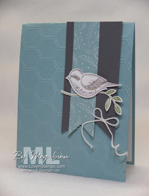 Language of Friendship & the Bird Builder Punch: Card Ideas for Retiring stamp sets
