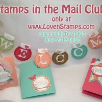 Special New Catalog Kit: A Stamps in the Mail Try-It!